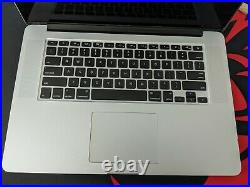 Apple MacBook Pro 15 inch, Mid2015 16GB, 500gb SSD with Charger Bundle
