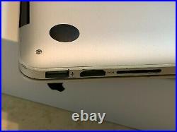 Apple MacBook Pro 15-inch Retina Mid 2015/2.8 GHz i7/16GB RAM/512SSD