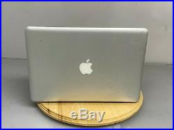 Apple MacBook Pro 7,1 A1278 Mid 2010 Core 2 Duo 2.4GHz 134 GB RAM NO HDD Parts
