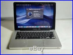 Apple MacBook Pro 9,2 A1278 MID 2012 Core i7 @ 2.90GHz 12GB 1TB 13.3 MOJAVE
