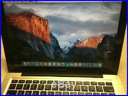 Apple MacBook Pro A1278 13.3 Inch Laptop MID 2012 i5 2.5Ghz 4GB RAM 500 GB HDD