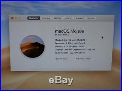 Apple MacBook Pro A1278 13.3 Laptop MD101LL/A (Mid 2012) Core i5, 4GB, 500GB