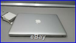 Apple MacBook Pro A1278 13.3 Laptop MD101LL/A Mid 2012 i5 2.5GHz 4gb 500gb