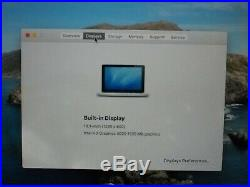 Apple MacBook Pro A1278 13.3 MD101LL/A (Mid 2012) Core i5, 4GB, 500GB, Cosmetic
