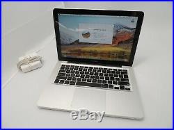 Apple MacBook Pro A1278 13.3 MD101LL/A Mid2012 Core i5, 4GB, 500GB Right Corner