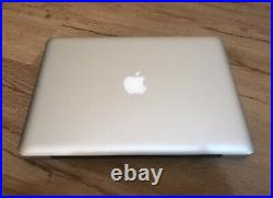 Apple MacBook Pro A1278 13 Mid 2012 2.5GHz core i5 16GB Ram 500GB HDD-Catalina