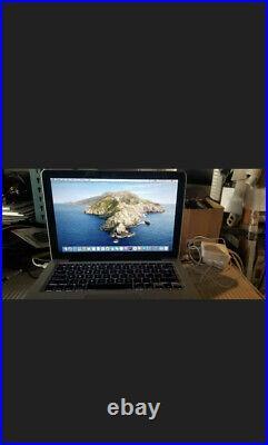 Apple MacBook Pro A1278 13 Mid 2012 2.5GHz core i5 8GB Ram 500GB HDD Catalina