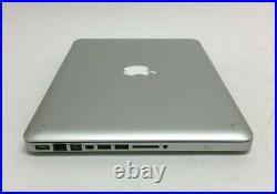Apple MacBook Pro A1278 13 Mid 2012 i5-3210M@2.50 GHz 4GB 500GB HDD