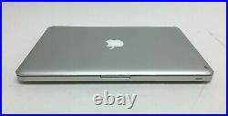 Apple MacBook Pro A1278 13 Mid 2012 i5-3210M@2.50 GHz 8GB 120GB SSD