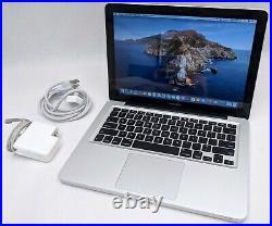 Apple MacBook Pro A1278 (2554) 13 Mid-2012 i5-3210M 2.5GHz 4GB RAM 250GB SSD