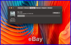 Apple MacBook Pro A1278 Core i5 2.5GHz 13-Inch/Mid-2012 4GB RAM 128GB SSD