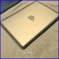 Apple MacBook Pro A1278 Core i5 2.5GHz 13-Inch Mid-2012 8GB RAM 500GB HDD