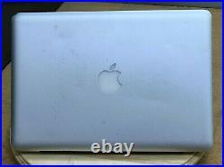 Apple MacBook Pro A1278 Mid-2010 Core 2 Duo 2.4GHz 13 4GB RAM 256GB SSD READ