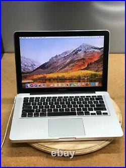 Apple MacBook Pro A1278 Mid-2010 Core 2 Duo 2.4GHz 13 4GB RAM 500GB HDD READ