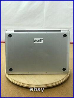 Apple MacBook Pro A1278 Mid-2010 Core 2 Duo 2.4GHz 13 4GB RAM 750GB HDD READ