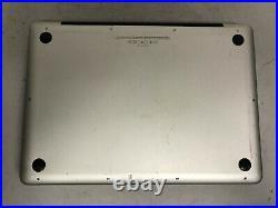 Apple MacBook Pro A1278 Mid 2012 Core i5-3210M 2.5 GHz 8 GB RAM 500 GB HDD 13.3
