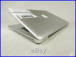 Apple MacBook Pro A1278 Mid-2012 Core i5-3210M 2.5GHz 8GB Cracked Glass AS-IS