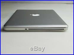 Apple MacBook Pro A1278 Mid 2012 Core i7-3520M 2.9 GHz 8 GB RAM 1 TB HDD 13.3