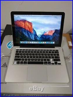 Apple MacBook Pro A1278 i5 2.5Ghz 4GB 120GB MD101LL/A mid-2012