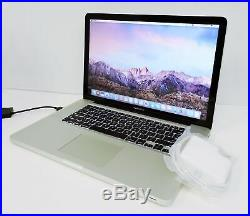 Apple MacBook Pro A1286 15 Core i7 2 3GHz 4GB 500GB MD103LL