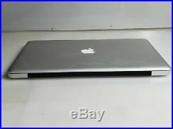 Apple MacBook Pro A1286 Mid 2012 Core i7-3615QM 2.3 GHz 4 GB RAM 500 GB HDD 15