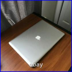 Apple MacBook Pro A1297 17 Laptop (Mid 2010) 2.53 GHz i5, 4 GB, READ