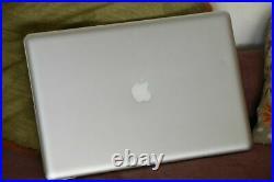 Apple MacBook Pro A1297 17 Laptop mid 2009 C2D, 4GB RAM, 500GB HDD