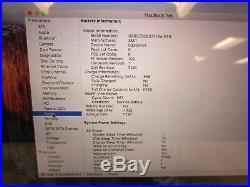 Apple MacBook Pro A1398 15 Retina Mid 2015 i7 2.5GHz 16GB 512GB Antiglare DD