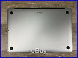 Apple MacBook Pro A1398 Mid 2015 15 I7 4980HQ@2.8 GHz 16GB Ram 1TB SSD