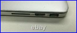 Apple MacBook Pro A1502 Laptop MacBook Pro (Retina, 13-inch, Mid 2014) MGX72CH/A