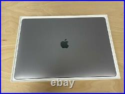 Apple MacBook Pro A1707 15.4 16GB 2.80GHz Touch Bar i7-7700HQ 512GB Mid2017