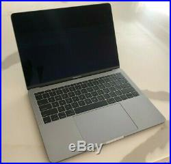 Apple MacBook Pro A1708 13 Laptop MPXQ2LL/A Mid 2017 AS-IS NON WORKING