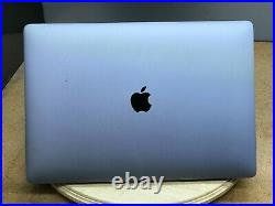 Apple MacBook Pro A1990 Mid-2018 Core i7-8850H 2.6GHz 1516GB RAM 512GB SSD READ