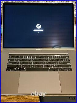 Apple MacBook Pro A1990 mid 2018 Touch Bar (Sold For Parts)