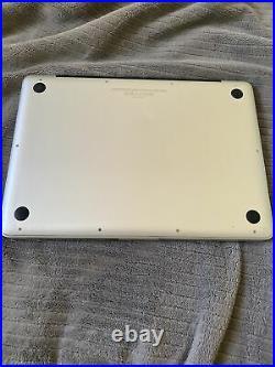 Apple MacBook Pro Core I5 2.5ghz 13 4gb RAM A1278 Mid 2012