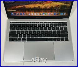 Apple MacBook Pro Core i7 2.5 13 Retina Mid 2017 16GB, 128GB SSD SILVER
