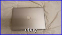 Apple MacBook Pro Dual-Core Intel Core I5 13 1T A1278 Mid 2012