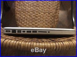 Apple MacBook Pro Laptop Mid 2009, 13.3-inch Upgraded 8GB Memory, 256 GB SSD