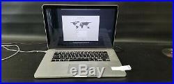 Apple MacBook Pro MC975LL/A Core i7 2.3 15 8GB Retina 256GB (Mid-2012)-qd9716