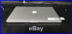 Apple MacBook Pro MC976LL/A Core i7 2.6 15 8GB No HDD (Mid-2012)-qd9374