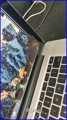 Apple MacBook Pro MC976LL/A Core i7 2.6 15 8GB No SSD (Mid-2012)-qd0917
