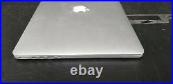 Apple MacBook Pro MC976LL/A Core i7 2.6 15 8GB Retina No SSD (Mid-2012)-qd9456
