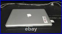 Apple MacBook Pro MD101LL/A Core i5 2.5 13 4GB No HDD (Mid-2012)-qd0905