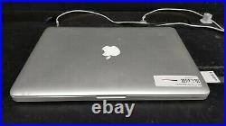 Apple MacBook Pro MD102LL/A Core i7 2.9 13 8GB No HDD (Mid-2012)-qd9628
