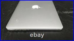 Apple MacBook Pro MGX72LL/A Core i5 2.6 13 8GB Retina No SSD (Mid-2014)-qd2169