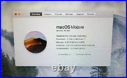 Apple MacBook Pro Mid 2012 15 A1286 Core i7-3615QM 2.3GHz 8GB RAM 500GB SSD