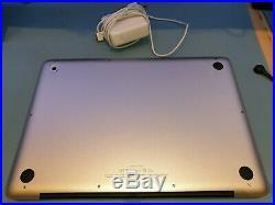 Apple MacBook Pro Mid 2012 Model /13.3 inch / i5 2.5GHz 4GB 250GB Mac OS