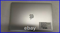 Apple MacBook Pro Mid 2014 15.4 i7-4980HQ@2.80GHz 16GB RAM 512GB SSD A1398 DG