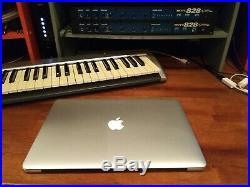 Apple MacBook Pro (Mid 2014 15-inch) 256GB 2.2ghz 16GB Ram i7