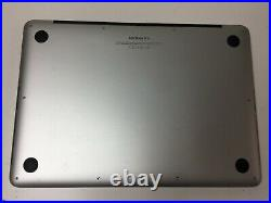 Apple MacBook Pro Mid 2014 A1502 13 Intel i5@2.6GHz 8GB RAM NO SSD FOR PART